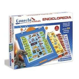 Clementoni Connect Answers Encyclopedia (Toys , Boardgames , Knowledge)