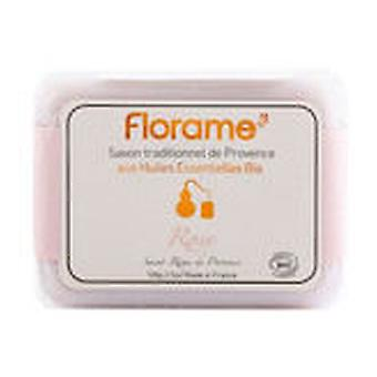 Florame Pastilla Jabon Rosa (Woman , Cosmetics , Body Care , Shower and bath , Bath gels)