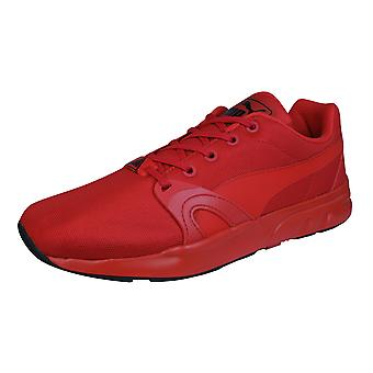Puma XT S Trinomic Mens Trainers / Shoes - Red