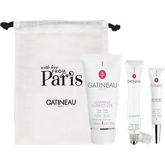 Gatineau Hand Lip & Eye Trio