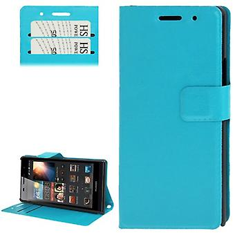 Cell phone case for cell phone Huawei Ascend P6 turquoise