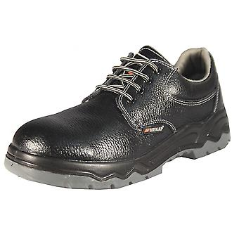 LODER 32R-01 work & safety shoes S1 - SRA Mekap safety shoes leather