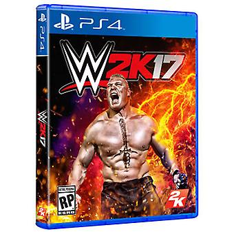 Playstation Wwe 2K17 (Toys , Multimedia And Electronics , Video Games)