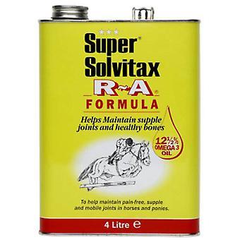 Super Solvitax Equine R A Joint Formula 4 Ltr
