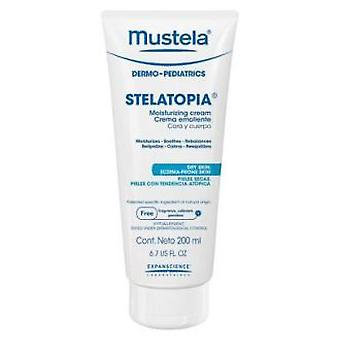 Mustela Stelatopia Cream 200Ml