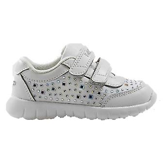 Lelli Kelly LK4812 Eva Girls White Trainers