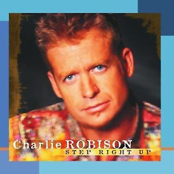 Charlie Robison - import USA prawo Step Up [CD]