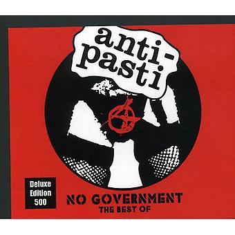 Anti-Pasti - No Government-the Best of Anti-Pasti [CD] USA import