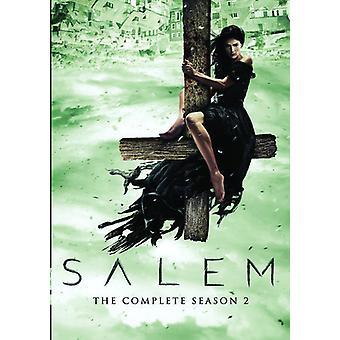 Salem: The Complete Season 2 [DVD] USA import