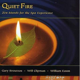 Stroutsos/Clipman/Eato - stille ild [CD] USA import