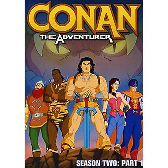 Conan the Adventurer: Season 2 Pt. 1 [DVD] USA import