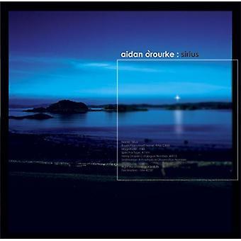 Aidan O'Rourke - importación de los E.e.u.u. Sirius [CD]