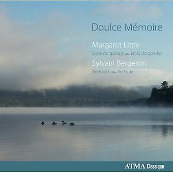 Selma Ortiz/ringhiera/Playford/Lanier/Layolle/De/Ba - Doulce Memoire [CD] USA import