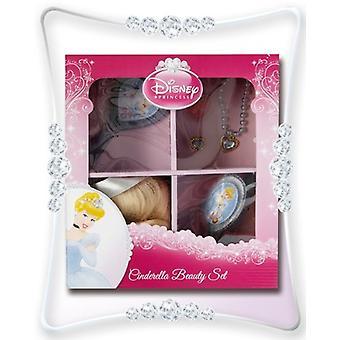 Beauty set Cinderella original Disney Princess 7 PCs set