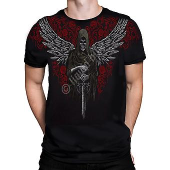 Reaper Wings  Short Sleeve Tshirt