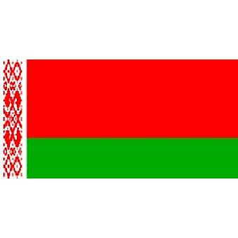 Belarus Flag 5ft x 3ft With Eyelets For Hanging