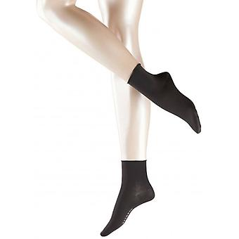 Falke Cotton Touch Short Socks - Anthracite