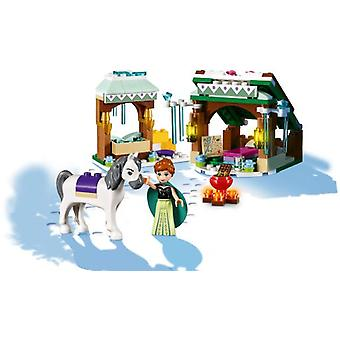 Lego 41147 AnnaS Snow Adventure (Toys , Constructions , Characters And Animals)