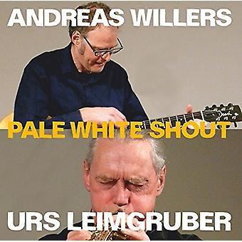 Leimgruber, Urs / Willers, Andreas - bleg hvid råbe [CD] USA import