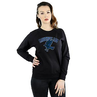 Harry Potter Women's Ravenclaw Sport Emblem Sweatshirt