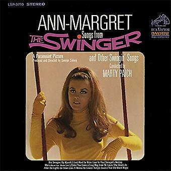 Ann-Margret - sange fra the Swinger & andre Swingin sange [CD] USA import