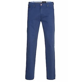 Wrangler Arizona pants men's trousers blue W12O-P8-89Q