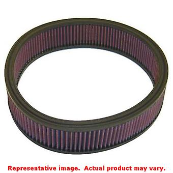 K & N Drop-in-High-Flow Air Filter E-1535 passt: FORD 1983-1983 MUSTANG V8 5,0 19