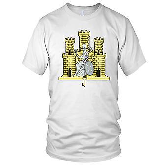 British Army 1st East Anglian Regiment Kids T Shirt