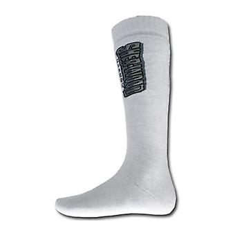 Sherwood Performance Skate Sock, long - wht (2-pack)