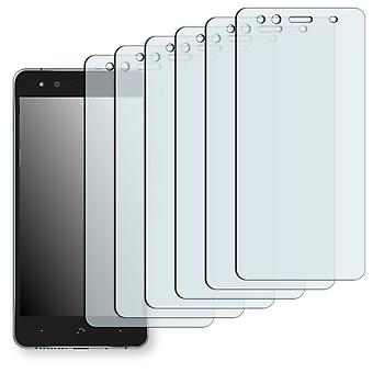 BQ Aquaris X 5 screen protector - Golebo crystal clear protection film