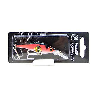 Chicago Blackhawks NHL Minnow Fishing Lure