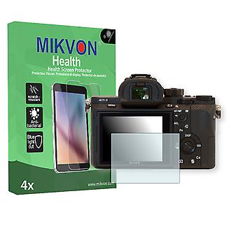 Sony Alpha 7R II Screen Protector - Mikvon Health (Retail Package with accessories)