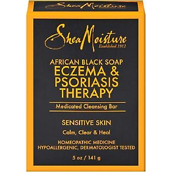 Shea Moisture Eczema & Psoriasis Medicated Cleansing Bar