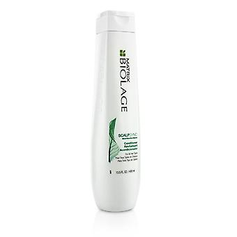 Matrix Biolage Scalpsync Conditioner (For All Hair Types) - 400ml/13.5oz