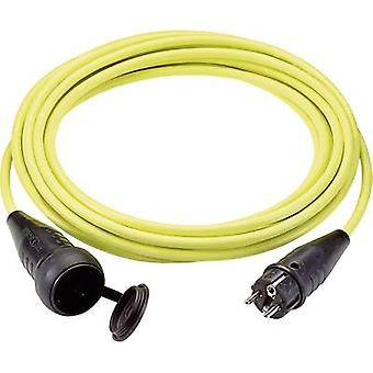 LappKabel 73222337 Current Cable extension 16 A Yellow 5 m