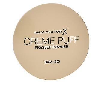 Max Factor Creme Puff Pressed Powder Deep Beige New Make Up Womens Sealed Boxed
