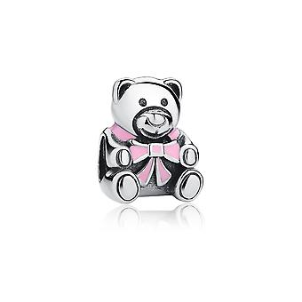 Charms Bead Ourson en Argent 925