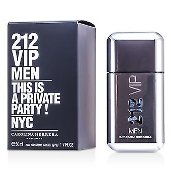 Carolina Herrera 212 VIP Eau De Toilette Spray 50ml / 1. 7 oz