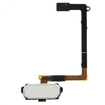 Para Samsung Galaxy G920F-S6-Home botón completar módulo flex blanco