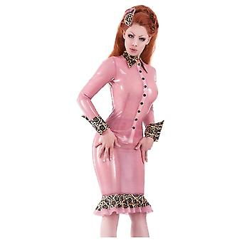Westward Bound Bordelle-L'Amour Latex Rubber Shirt
