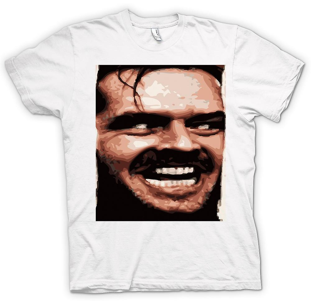 Heren T-shirt - Shining - Classic - Kubrick - Horror