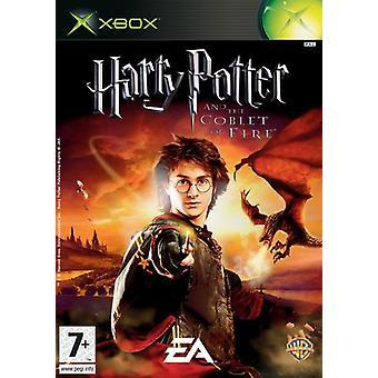 Harry Potter och flammande bägaren (Xbox)