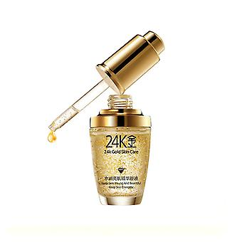 24k gold essence face serum for female