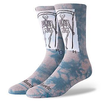 Stance La Muerte Socks - Pink