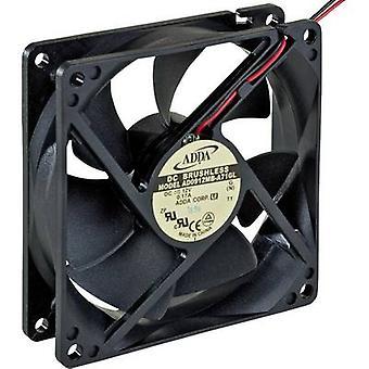 ADDA AD0912MB-A71GL Axial fan 12 Vdc 83,9 m ³/h (L x W x H) 92 x 92 x 25mm