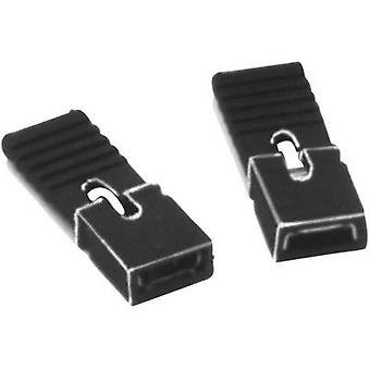 Shorting jumper Contact spacing: 2 mm Pins per row:2 W & P Products 351-301-10-00 Content: 1 pc(s)