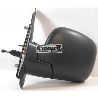 Left Mirror (manual cable/lever type) for Renault KANGOO Express 2008-2013