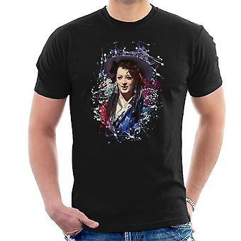 TV Zeiten Boy George der Kultur Club Herren T-Shirt