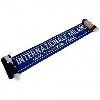 Inter Milan Champions League sciarpa