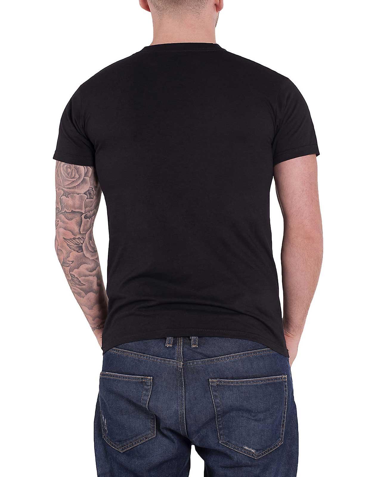 Ghost T Shirt Chosen Son Skeleton band Logo Official Mens New Black
